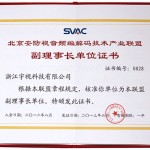 Vice Chairman Company of SVAC